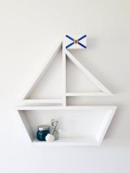 Sailboat Shelf - Timber Grove Studios